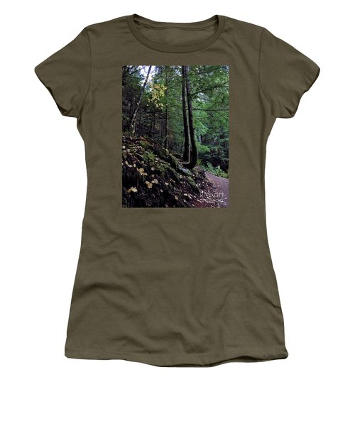 Fall Forest Women's T-Shirt
