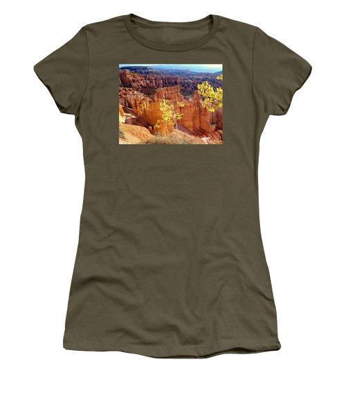 Fall In Bryce Canyon Women's T-Shirt