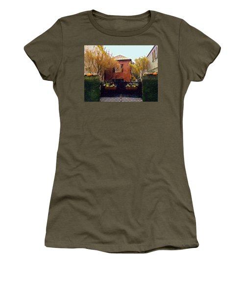 Fall Into Charleston Women's T-Shirt