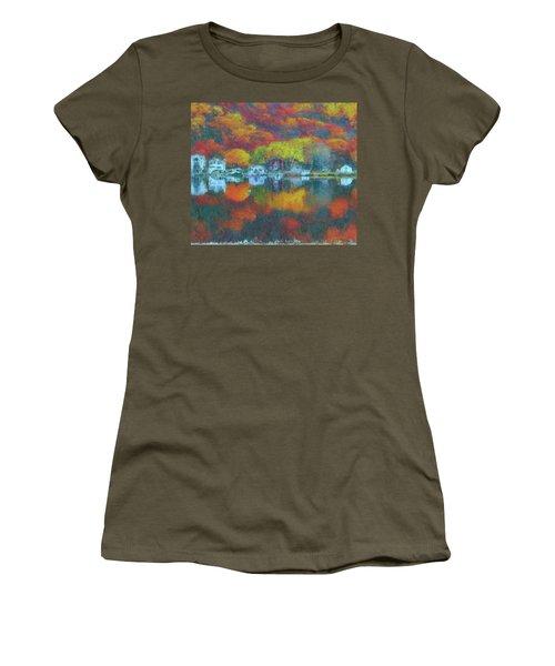 Fall Lake Women's T-Shirt