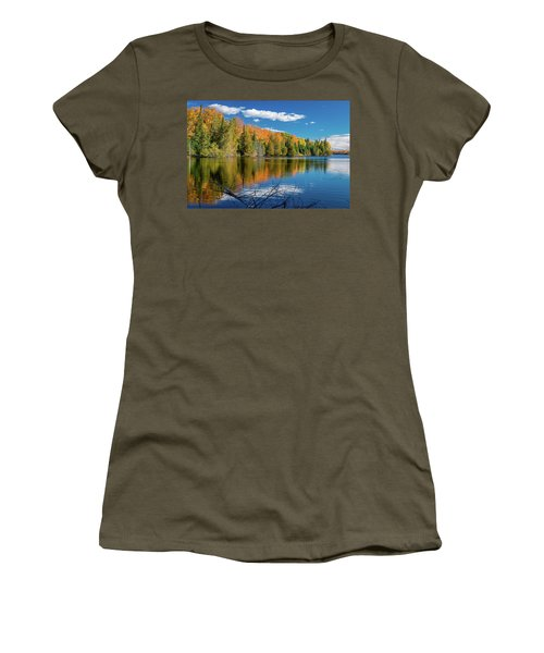 Fall Reflections  Women's T-Shirt