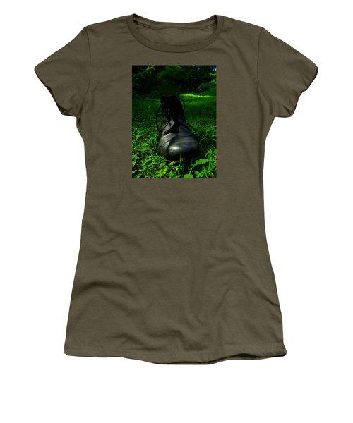 Fallen Soldier Women's T-Shirt (Junior Cut) by Salman Ravish