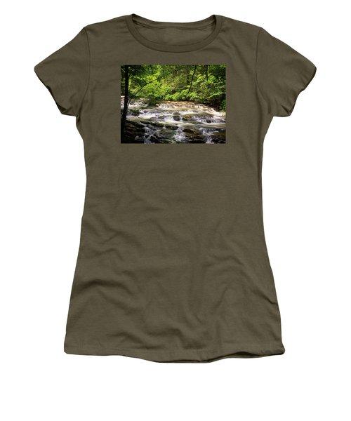 Falling Women's T-Shirt