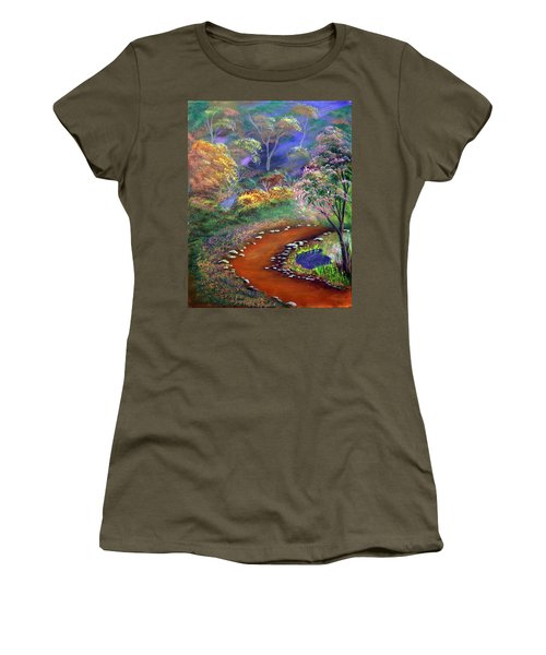 Fantasy Path Women's T-Shirt