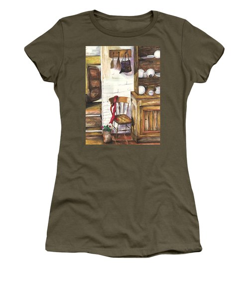 Farm House Women's T-Shirt