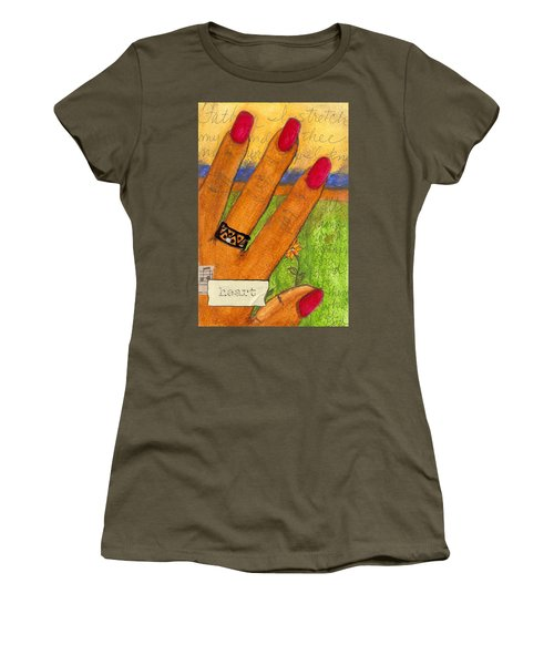 Father I Stretch My Hand To Thee Women's T-Shirt