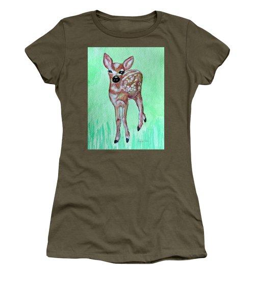 Fawn Women's T-Shirt