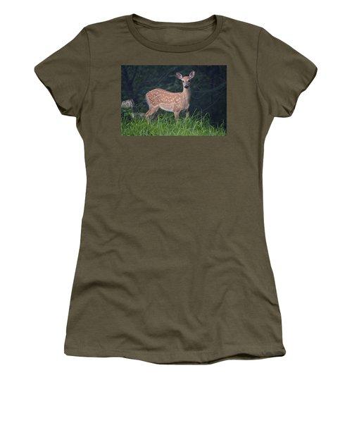 Fawn Doe Women's T-Shirt