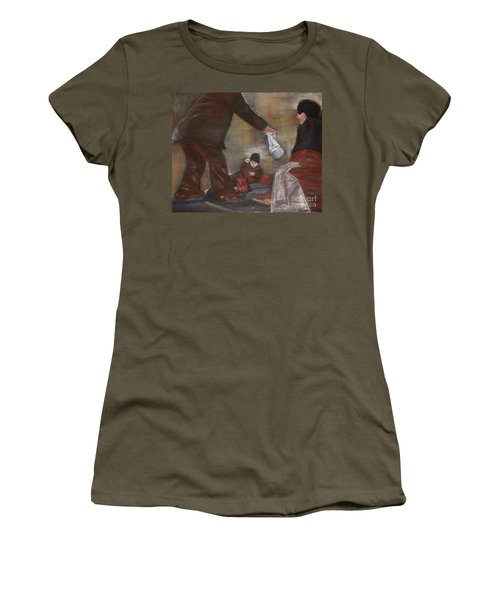 Feeding The Hungry Women's T-Shirt