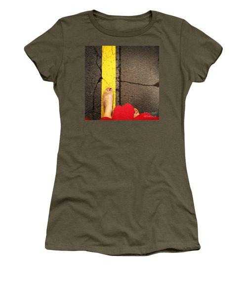 Feet Around The World #27 Women's T-Shirt