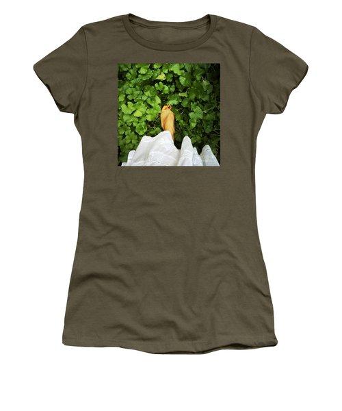 Feet Around The World #3 Women's T-Shirt