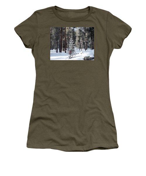 Festive Forest Women's T-Shirt