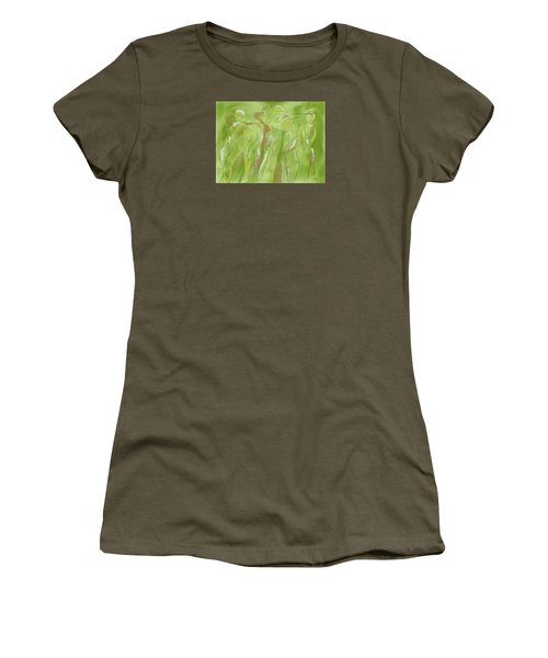 Few Figures Women's T-Shirt (Junior Cut) by Mary Armstrong