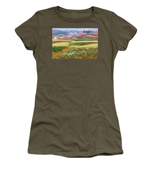 Fields Of The Redlands-1 Women's T-Shirt