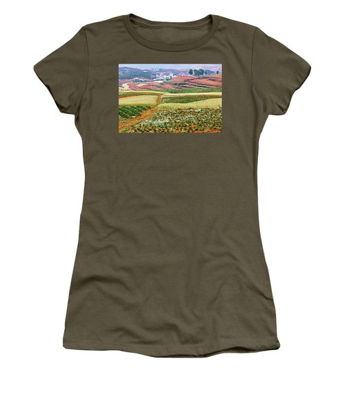 Fields Of The Redlands-1 Women's T-Shirt