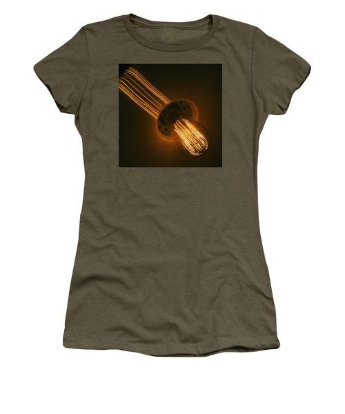 Filaments Women's T-Shirt (Athletic Fit)
