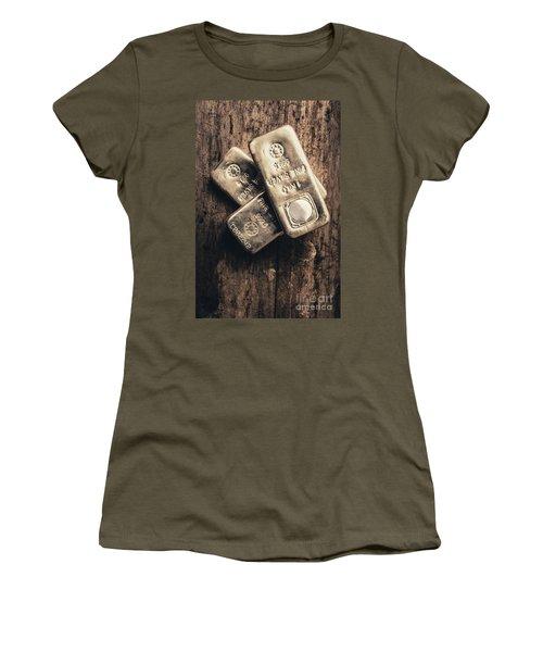 Fine Silver 999 Women's T-Shirt