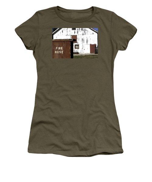 Fire Hose Women's T-Shirt