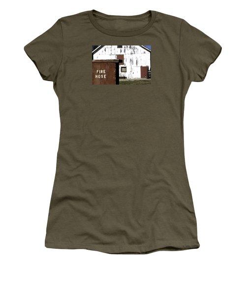 Fire Hose Women's T-Shirt (Athletic Fit)