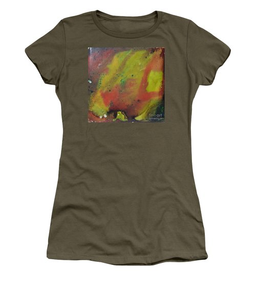 Fire Starter Women's T-Shirt (Athletic Fit)