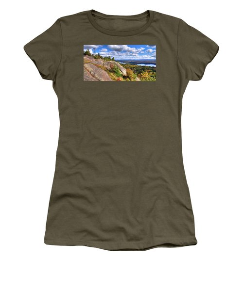 Fire Tower On Bald Mountain Women's T-Shirt