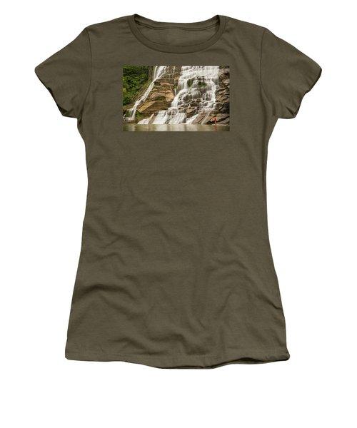 Fishing Hole Women's T-Shirt