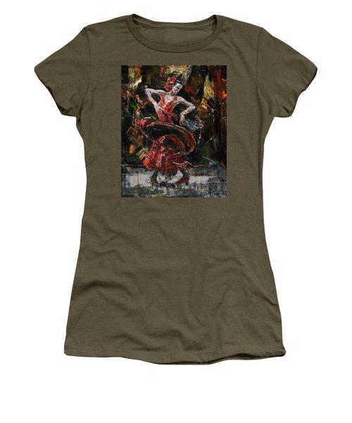 Flamenco II Women's T-Shirt