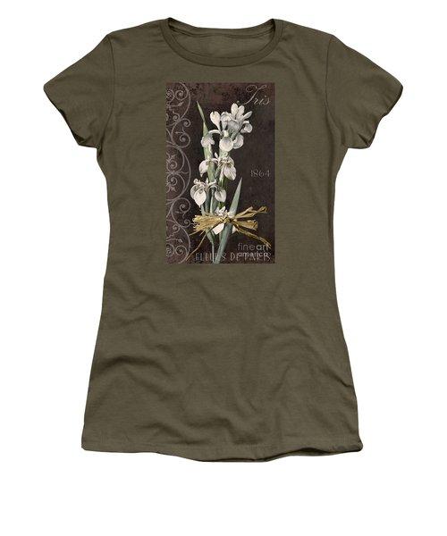 Fleurs De Paris II Women's T-Shirt