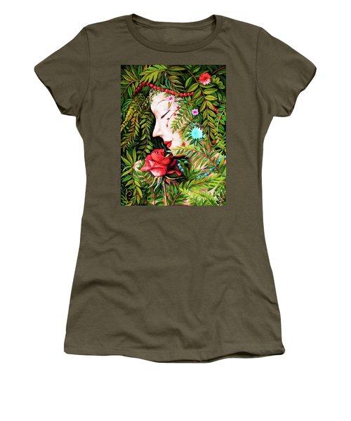Flora-da-vita Women's T-Shirt