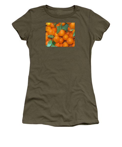 Florida Harvest Women's T-Shirt (Athletic Fit)