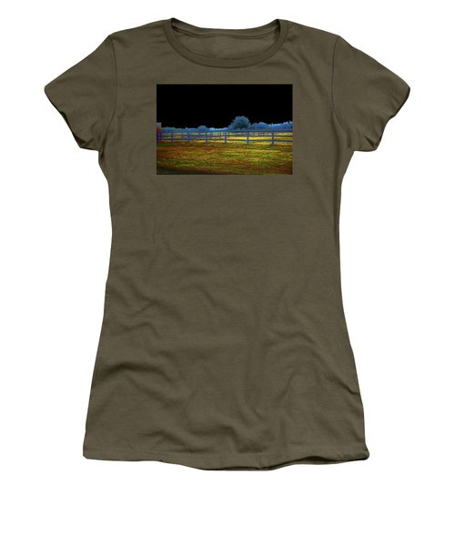 Florida Ranchland Women's T-Shirt (Athletic Fit)