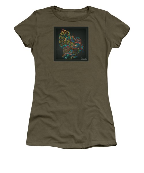 Flourish Turkey Women's T-Shirt (Athletic Fit)