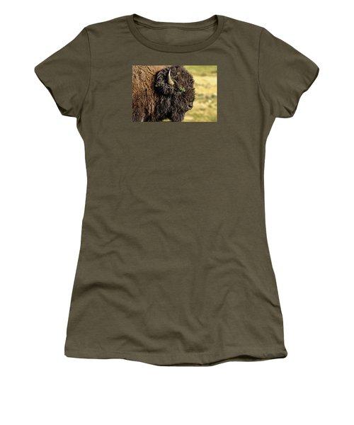 Women's T-Shirt (Junior Cut) featuring the photograph Flower Child by Monte Stevens