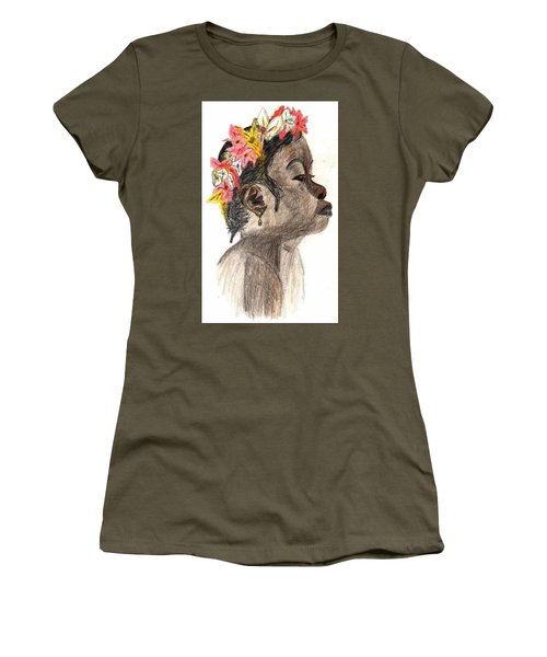 Flower Girl Women's T-Shirt