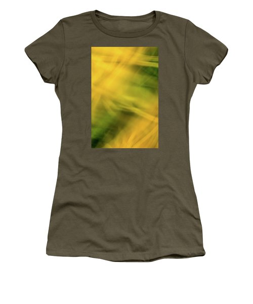 Flower Of Fire 5 Women's T-Shirt (Athletic Fit)
