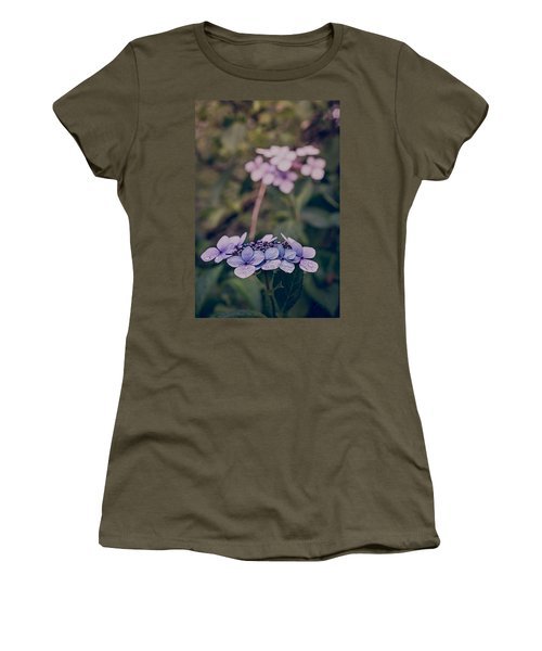 Flower Of The Month Women's T-Shirt (Athletic Fit)