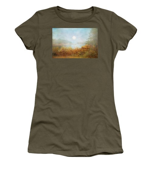 Foggy Sunrise  Women's T-Shirt