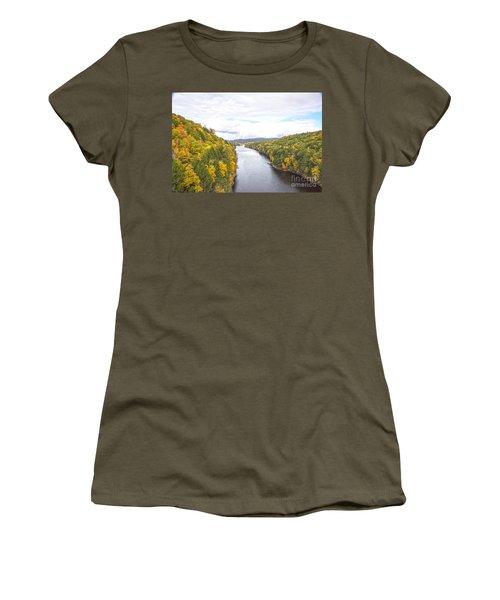 Foliage Clouds Women's T-Shirt
