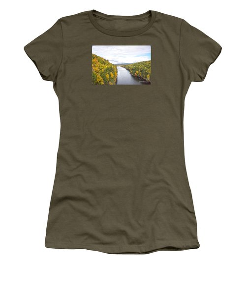 Foliage Clouds Women's T-Shirt