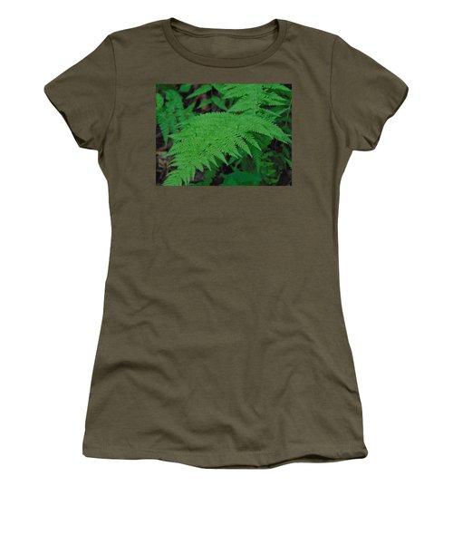 Forest Fern Women's T-Shirt