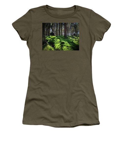 Forest Of Verdacy Women's T-Shirt
