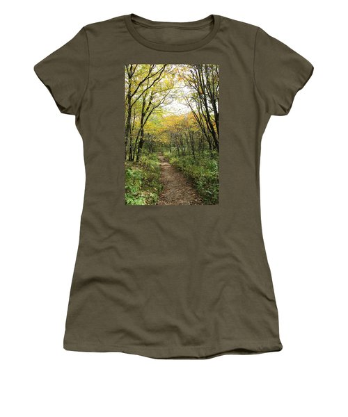 Forest Trail Women's T-Shirt