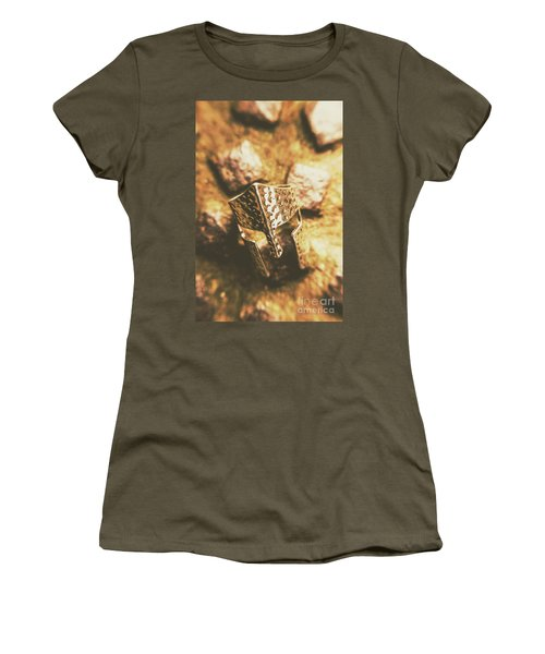 Forged In The Crusades Women's T-Shirt