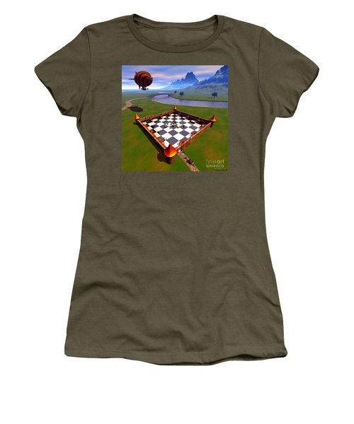 Fort Nuggets 1 Women's T-Shirt
