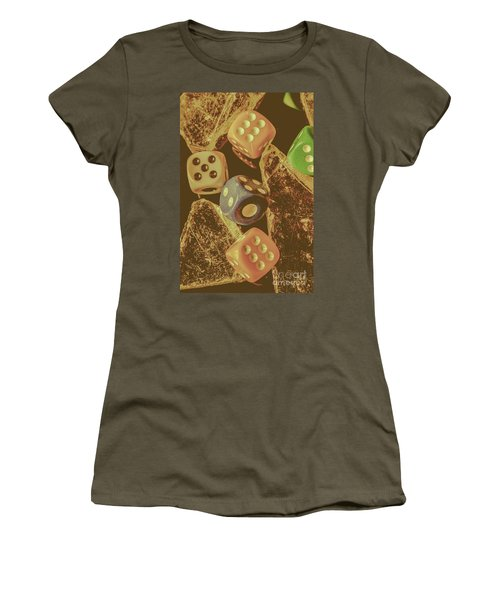 Fortune Faded Women's T-Shirt