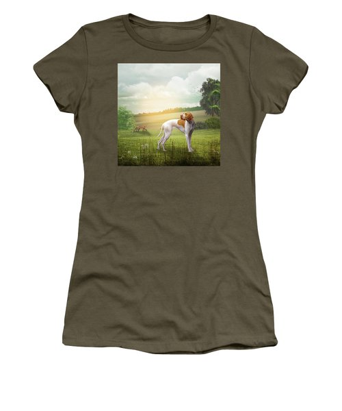Foxhound Women's T-Shirt