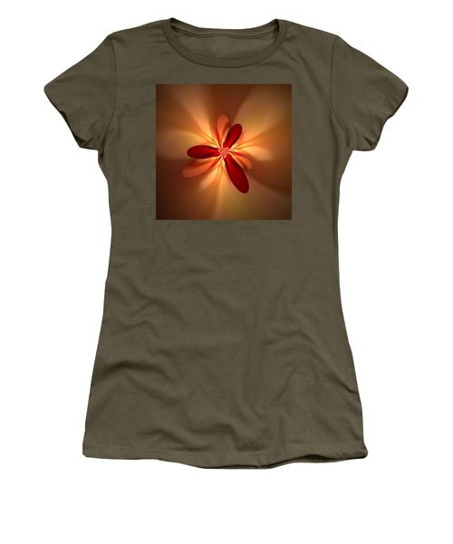 Fractal 4 Women's T-Shirt