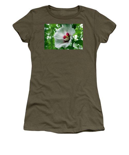Fragile Beauty Women's T-Shirt (Athletic Fit)