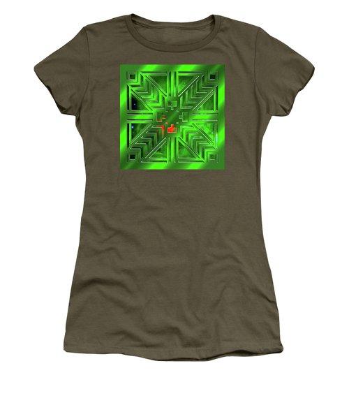 Frank Lloyd Wright Design Women's T-Shirt