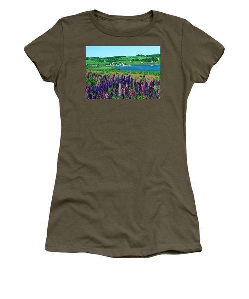 French River, Prince Edward Island Women's T-Shirt